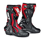 Sidi ST Boots -  Black/Red -  Official Sidi Retailer