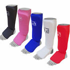 Junior Boxing Shin Instep Kick Pads Foot Guard Protectors Children Kids 3 to 12