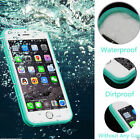 Hybrid Rugged Rubber Tpu Shockproof Waterproof Hard Case Cover Fr Iphone 5s 5 Se