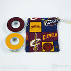 8 VVashers™ w/ NBA Team Fabric Bag | Washer Toss / Washer Game Washers