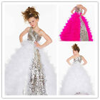 Flower Girl Dresses for Wedding Prom Pageant Communion Prom Princess Birthday