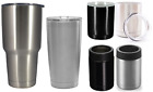 coleman double stacker coolers - Double Wall Vacuum INSULATED TUMBLERS/COOLERS Stainless Steel Mug/Cool Cups!