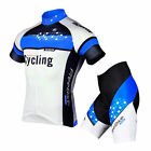 Sobike Shock Wave Cycling Suits Short Jersey Short Sleeve & Shorts