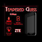 Mecasy_ZTE Premium Real Tempered Glass Screen Protector High Quality USA