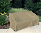 Waterproof Outdoor Patio Furniture Sofa Two-Seat Cover Protection