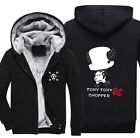 Anime One Piece Trafalgar Law Anime With thick cotton Sweatshirt Hoodie coat