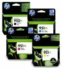 HP950XL / HP951XL Set of 4 Original High Capacity Ink Cartridges 950XL / 951XL