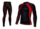 Men's Compression  Base layer Top & legging running  Skin Fit Breathable Top