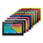 Dragon Touch 7'' inch Tablet PC Quad Core Google Android4.4 8GB Dual Camera Wifi