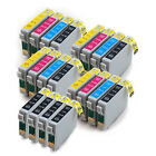 T0715 x4 Sets Compatible Ink plus 4 extra BK to replace T0711 T0712 T0713 T0714