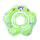 Baby Swim Bath Swimming Neck Float Inflatable Ring Tube Adjustable Safety Aids
