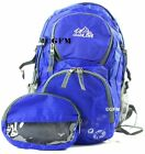 GFM Multi pocketed Small Light weight Nylon Fabric Backpack
