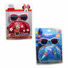Disney Character Great for Summer - Children's UV Protection Sunglasses & Case