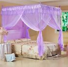 Sweet Mosquito Net Bed Canopy Cal King Princess Full Queen Bed Twin-XL Size New