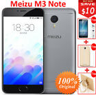 """New Meizu M3 Note Helio P10 MTK 4G LTE Smartphone Android 5.1 5.5"""" 16GB Touch ID"""