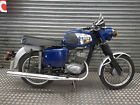 MZ TS 150 MOTORCYCLE 1979 BLUE SILVER PART EX EXCELLENT CLASSIC REDUCED
