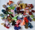 40pair fabric Chinese frog closure fastener knot knit mixed assort sewing button