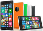 "5.0"" Nokia Lumia 830 16GB 10MP GSM Unlocked Quad-core Smartphone,6 colors"