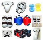 Star Sports WTF Taekwondo Sparring Gear Protectors Guards complete set 9~10Delux