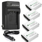 NP-45 NP-45A Li-ion Battery + Charger For Fujifilm FinePix X