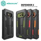 Shockproof Armor Rugged Rubber Hard Case Cover Skin For Samsung Galaxy S7 Edge
