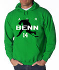 "Jamie Benn Dallas Stars ""Air Benn""  jersey  Hooded SWEATSHIRT HOODIE $23.99 USD on eBay"