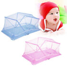 Hot Baby Pop Up Travel Cot Bed Mosquito Safety Net UK Free Delivery SA
