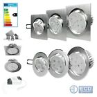 LOT 1-30 LED SPOT ENCASTRÉ ENCASTRABLE PLAFOND PLAFONNIER AMPOULE LED 3W 5W 9W
