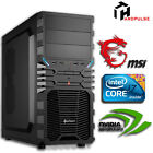 Gamer PC Quad Core i7 6700 4x 4,00 GHz GTX 970 OC 8GB 120GB 1TB Windows 10 04