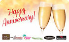 Olive Garden - Happy Anniversary Gift Card $25 $50 $100 - Email Delivery For Sale