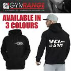 BODYBUILDING MMA GYM HOODY BEASTMODE GYM CLOTHING HOODED SWEATSHIRT TOP JUMPER