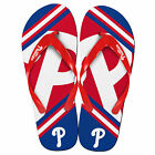 Philadelphia Phillies MLB Unisex Big Logo Flip Flops