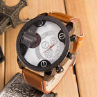 Fashion New Sports Watch Business Casual Men's Leather Watch