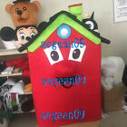 Red House ANY COLOR new selling Mascot Costume fancy dress