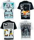 Men's Cali Printed Proclub Short Sleeve shirts