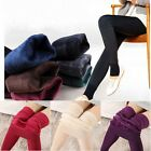 New Women's Winter Thick Warm Fleece Lined Thermal Stretchy Slim Leggings Pants