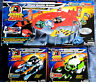 KUNG ZHU - Giant Battle Arena Set + Buzzsaw & Scorpion Tanks Includes 2 Hamsters