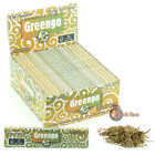 Greengo King Size Slim 100% Chlorine Free & Unbleached Rolling & Smoking Papers