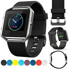 New Replacement Silicone Wrist Band Strap Bracelet For Fitbit Blaze Smart Watch