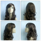 HIGH HEAT RESISTANT FIBRE LONG WAVY LADY WIG 925