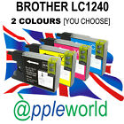 1 CYAN Ink Cartridge compatible with LC1240 /LC1280 [not Brother original]