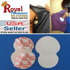 16-30-60-160 Disposable Underarm Sweat Pads Armpit Shield Long Sleeves (Regular)