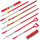WOLF-GARTEN MINI TO XL HANDLES VARIOUS OPTIONS MINI ALUMINIUM TELESCOPIC D-GRIP
