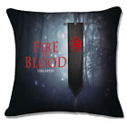 Game Of Thrones Cotton Linen Square Pillow Cases Sofa Throw Pillow Cushion Case