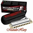 Hohner Harmonica - 2011/20 Marine Band Thunderbird (SELECT KEY) NEW