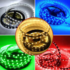 12V 5M 300LED 3528 SMD Non-waterproof Flexible LED Light Strip Pink Blue Green