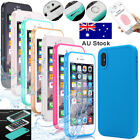 TPU Shockproof Waterproof Case Full Body Protect Cover For iPhone 5s 6 6s 7 Plus