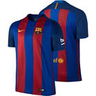 FC BARCELONA NIKE HOME MENS JERSEY 2016 2017 FOOTBALL SOCCER CLUB TEAM OFFICIAL