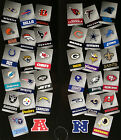 NFL Diamond-Plate Playing Cards (2 Decks - Select Your Team)