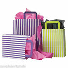 Candy Striped Paper Carrier Bags,Sweet,Party,Weddings,Gifts